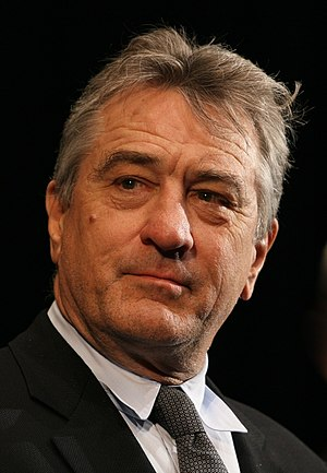 Robert De Niro at 43rd Karlovy Vary Internatio...