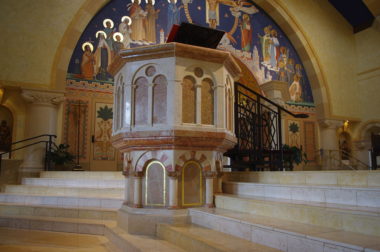 FileSaint Paul Catholic Church Westerville Ohio Ambo