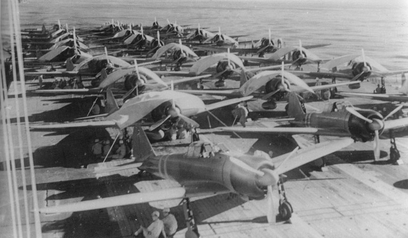 File:Zuikaku air raid.jpg