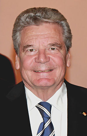 English: Joachim Gauck, 2011 Deutsch: Joachim ...