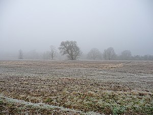 English: Amport - In The Bleak Midwinter A fro...