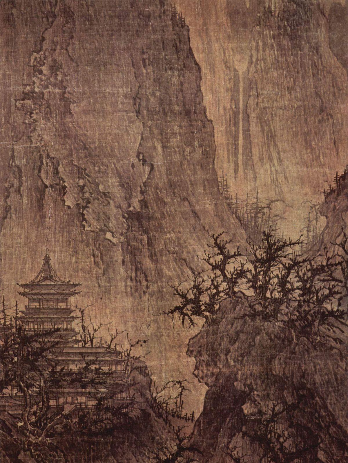 1000 Jahre Chinesische Malerei Ausstellung 16 10 Bis 13 12 1959