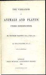 Изменение животных и растений в домашнем состоянии