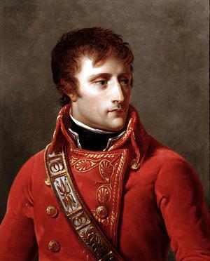 Napoleon Bonaparte may have echoed Volney when...