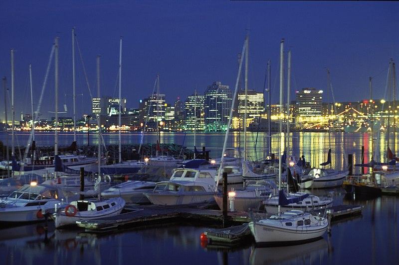 File:Halifaxnighttime.jpg
