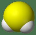 Hydrogen Sulfide 3d