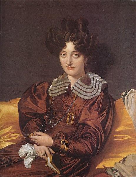 File:Ingres Madame Marie Marcotte.jpg