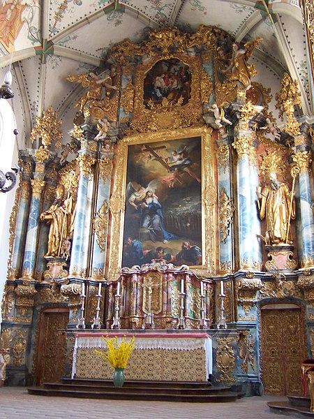 Datei:KlosterkircheMuri.Choraltar.nah.jpg