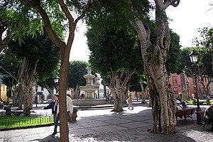 Teneriffa, La Laguna, Plaza del Adelantado