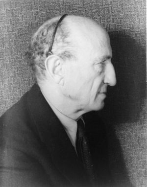 Art collector / critic Leo Stein (1872-1947), ...