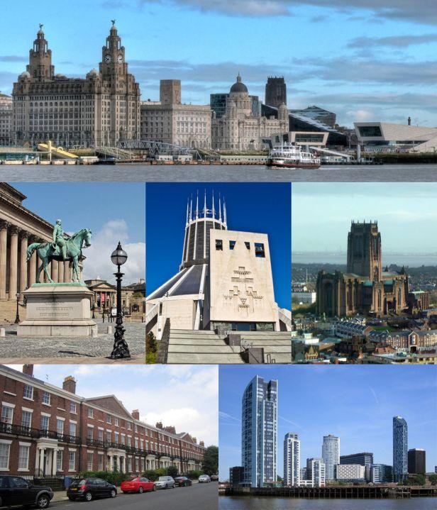 Liverpool-Montage