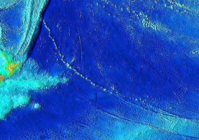 Seamounts of the Pacific Ocean