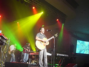 Matt Redman tears the house down around midnight