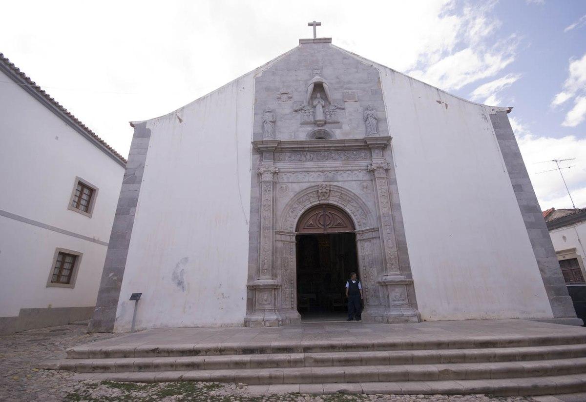 Igreja Da Miseric 243 Rdia De Tavira Wikip 233 Dia A