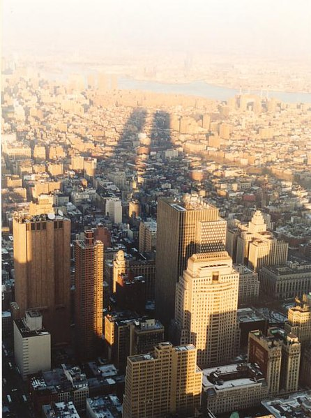 File:The WTC shadows over Manhattan.jpg