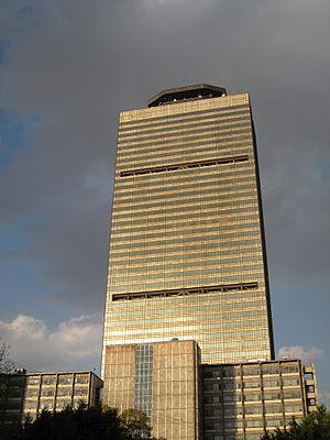 English: Torre Pemex, Mexico City