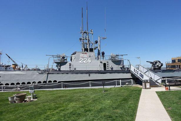 USS COD - Joy of Museums 1
