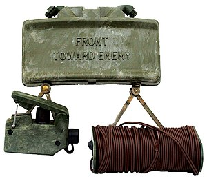 The M18A1 Claymore mine.