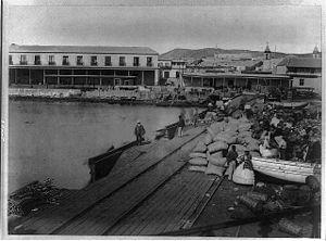 Arica. Fotograf�a publicada en 1868