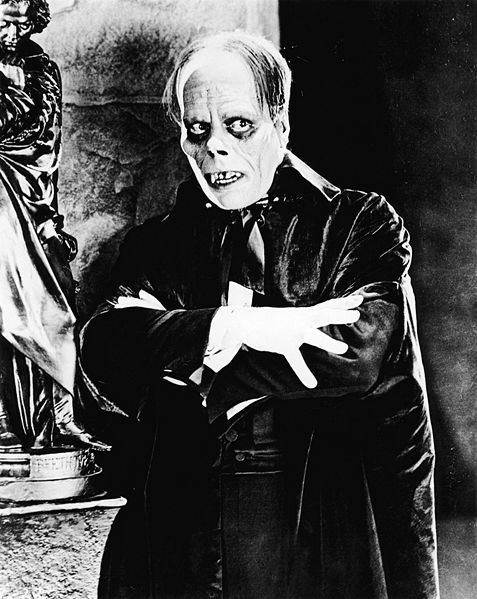 Lon Chaney Sr. Phantom of the Opera