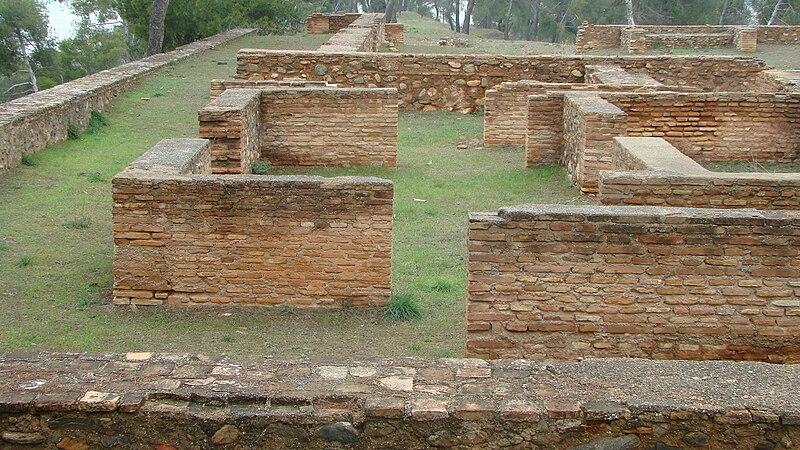 Ruines du Palais Nasride de Dar al-Arusa, Grenade