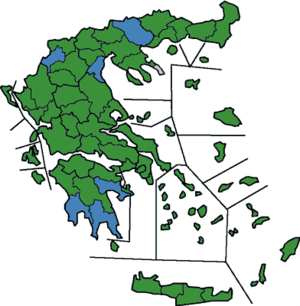 Greek legislative election, 2009 results, data...