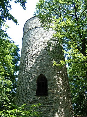 Grubenhagen Castle near Einbeck, Germany