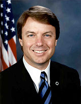 Sen. Edwards' Ugly Mug