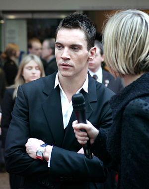Jonathan Rhys Meyers at the Mission: Impossibl...