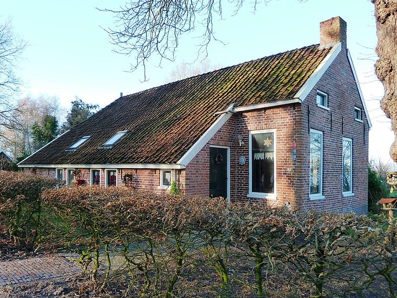 Keuterij in Midwolda, Groningen
