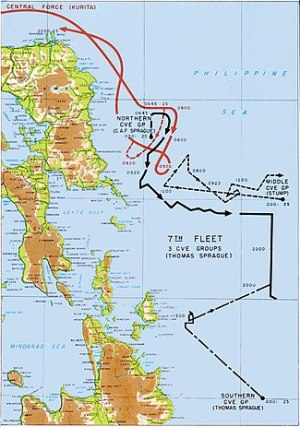 Main article: Battle off Samar