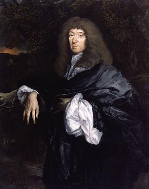 Samuel Butler, by Pieter Borsseler (floruit 16...