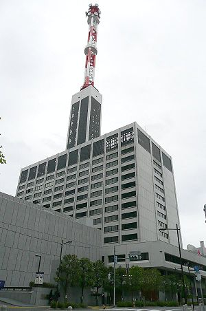 The TEPCO head office