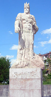 Even Armenia used to have a Monarch once.  Tigranes the Great 95 BC - 55 BC