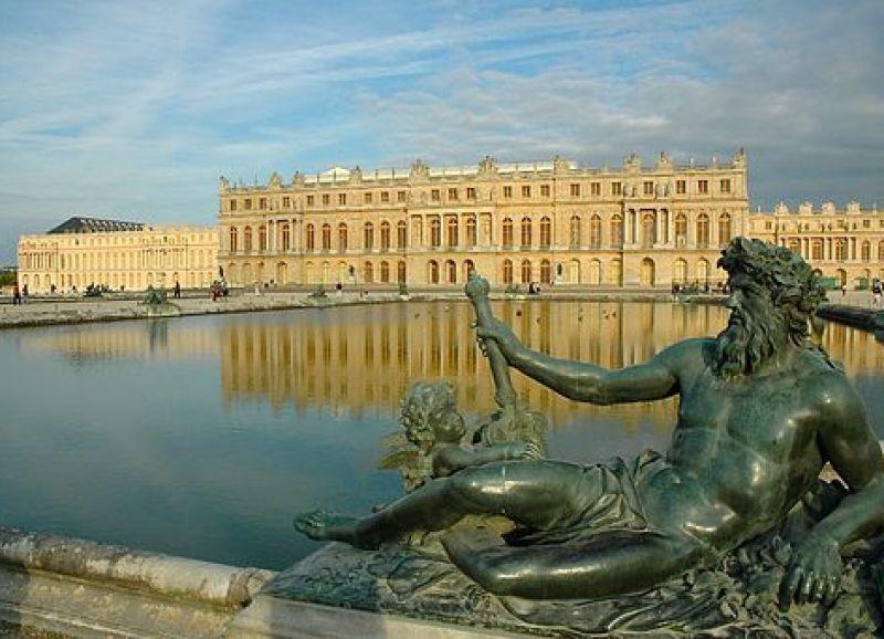 Versailles chateau