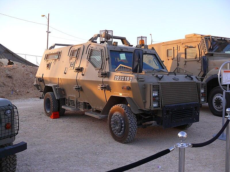 Inilah versi Wolf yang digunakan oleh IDF