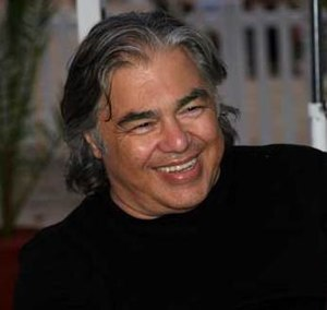 Aaron Russo, 2006 at Cannes Film Festival.