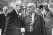 Theorists of the Frankfurt School