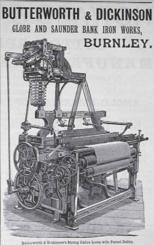 Calico loom