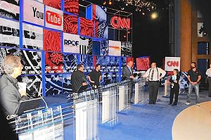 the CNN-Youtube Republican Debate