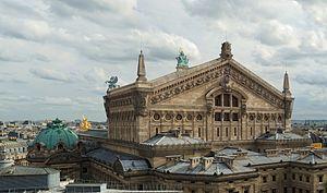 English: The Opera House of Paris (Opéra Garni...
