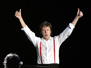 Paul McCartney @ FedEx Field, Landover MD, Aug...