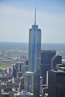Trump International Hotel And Tower Chicago Wikipedia