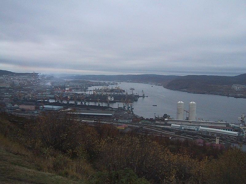 File:Мурманская гавань.jpg