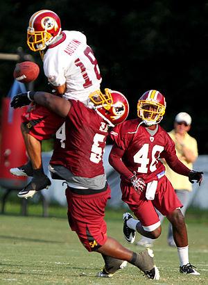 Washington Redskins Training Camp August 4, 2011