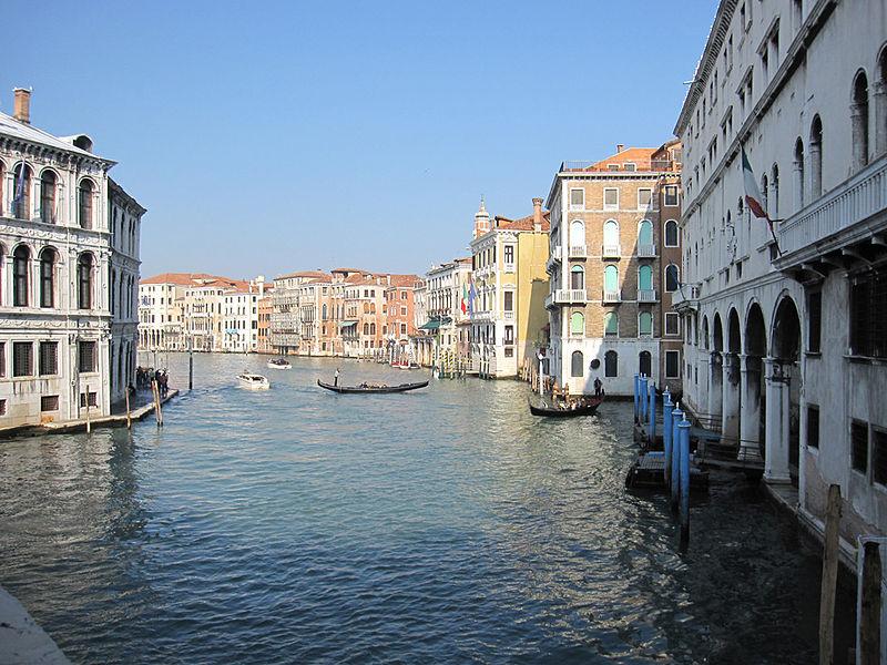 File:Gran Canale, Venezia (5394428985).jpg