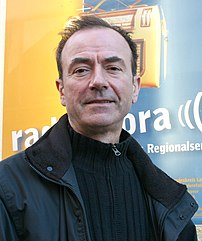 Hugh Cornwell, former singer and guitarist wit...