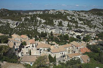 Les Baux de Provence FRA 003