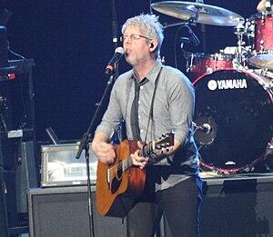 English: Canadian Christian music singer Matt ...