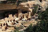 Parc national de Mesa Verde Cliff Palace Right Part 2006 09 12.jpg